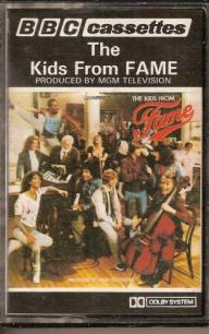 Kids from fame Tv Series, 1982